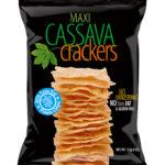 Cassava crackers (gebakken)