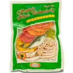Vis crackers (rauw)